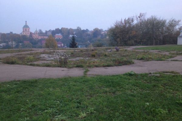 В Смоленске добровольцы приведут в порядок смотровую площадку на Соборном холме