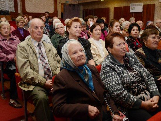 В Смоленске отметили День пожилых людей