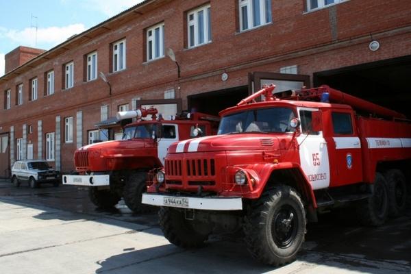 В Смоленской области открыли 2 противопожарных депо