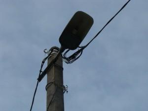 Уличное освещение в Смоленске отключили за долги