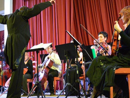 Смоленский симфонический оркестр дал концерт к 100-летию Свиридова