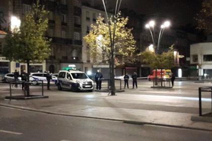 В ходе спецоперации в пригороде Парижа произошла перестрелка