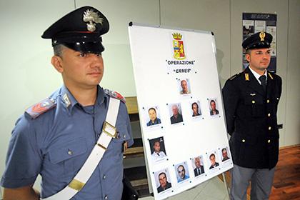 Сицилийские бизнесмены подняли мятеж против мафии