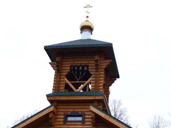 Атомщики построили в Рославльском районе храм