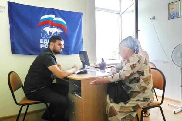 В Смоленской области единороссы в день рождения партии проведут прием граждан