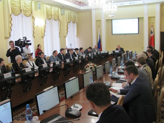 Городской совет избрал председателей комиссий