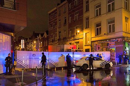 СМИ сообщили о стрельбе во время спецоперации в Брюсселе