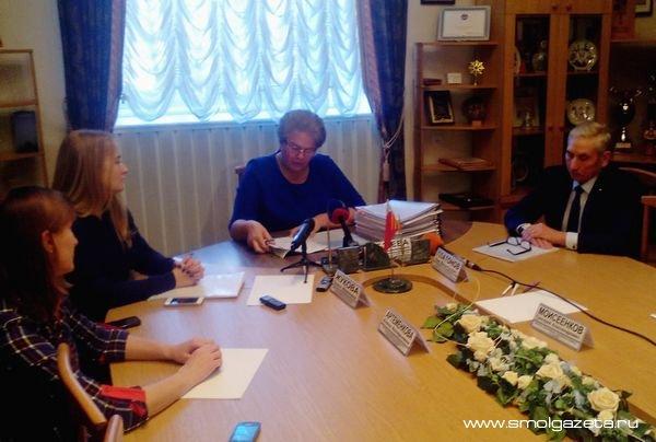 За должность главы Смоленска во втором туре выборов будут бороться 7 кандидатов