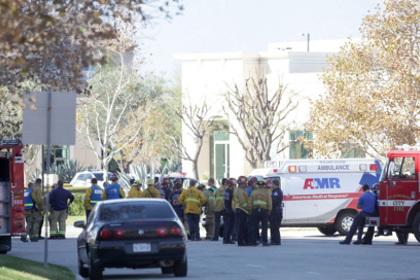 Стрельба в Калифорнии произошла на вечеринке госслужащих