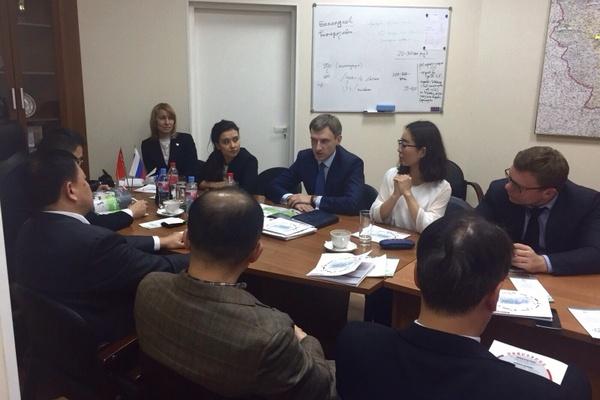Смоленскую область презентовали для китайских инвестиций