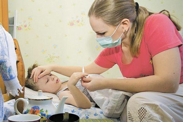 В Смоленской области растет уровень заболеваемости гриппом и ОРВИ
