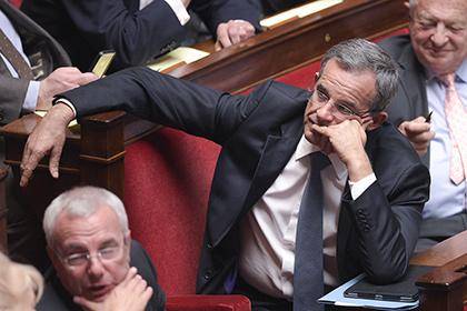 В парламент Франции внесли резолюцию об отмене антироссийских санкций