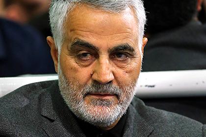 Иранские СМИ рассказали о визите в Москву генерала КСИР