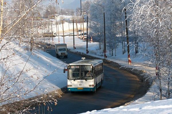 В Смоленске расписали движение пригородных автобусов на новогодние праздники