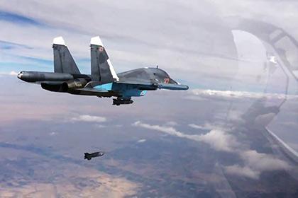 В Вашингтоне подсчитали частоту российских ударов по ИГ