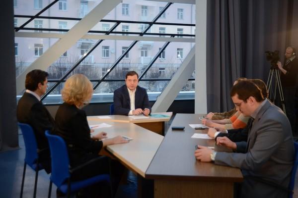Губернатор Смоленской области Алексей Островский — об итогах 2015 года
