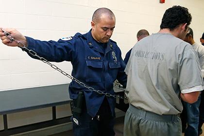 В США более 3 тысяч заключенных ошибочно освободили раньше срока