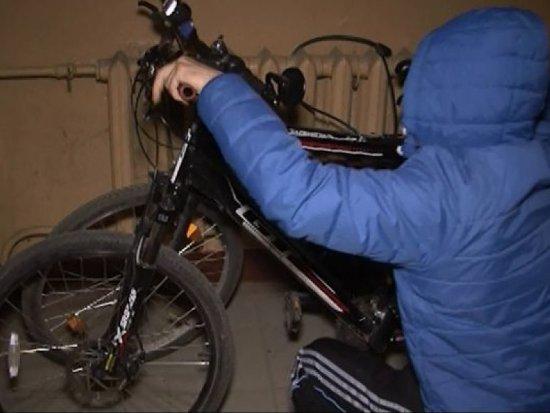 Подросток повелся «на слабо» и украл велосипед