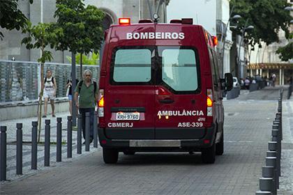 В Рио-де-Жанейро объявили чрезвычайное положение из-за проблем с больницами