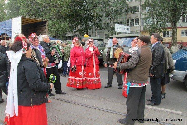 В Смоленске пройдет Новогодняя сельскохозяйственная ярмарка