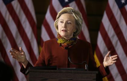 Клинтон обвинила террористов ИГ в геноциде христиан на Ближнем Востоке