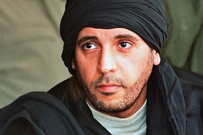Ливанские власти взяли под стражу сына Каддафи