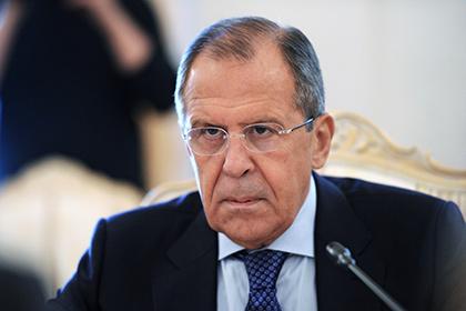 Лавров прокомментировал возможность ядерного удара по террористам