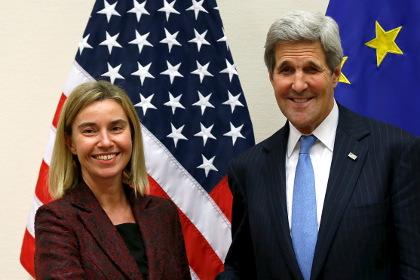 США и Евросоюз объявили о снятии санкций против Ирана