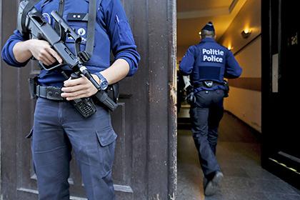 В Брюсселе задержали еще двоих подозреваемых в причастности к парижским терактам
