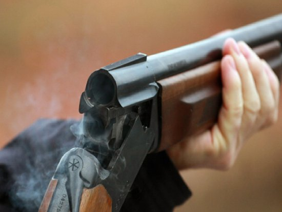 Молодчик умыкнул из сейфа соседа ружье и устроил стрельбу на улице