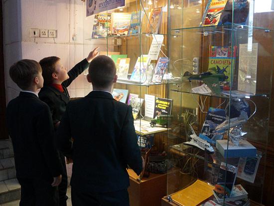 В Смоленске 60-летие журнала «Юный техник» отметили выставкой