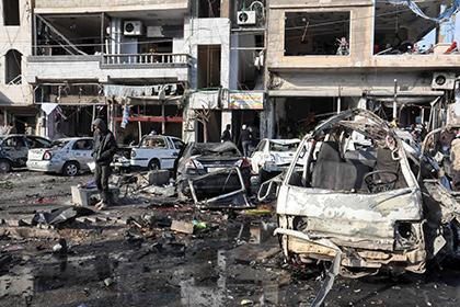 При теракте в сирийском Хомсе погибли более 20 человек