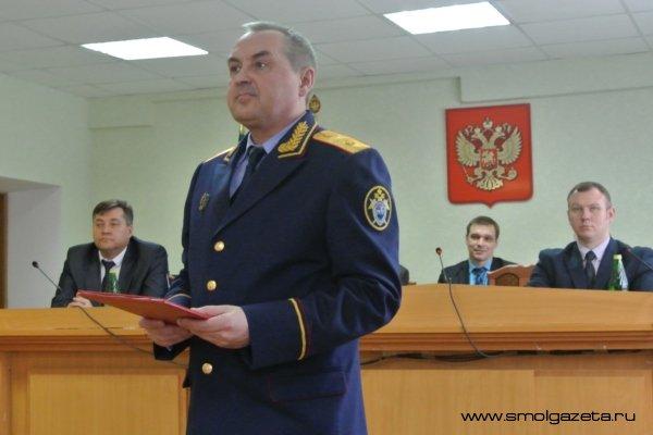 Раскрываемость убийств Смоленской области в 2015 году составила 95%