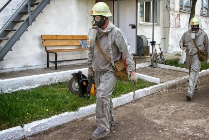 Смоленская область участвует в комплексной тренировке МЧС России
