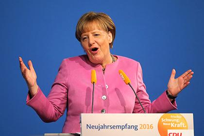 Меркель сообщила о неподготовленности Европы к приему беженцев