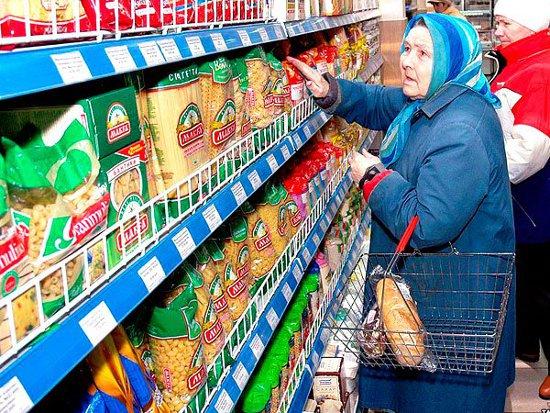 За год в смоленских магазинах товары подорожали на 13 процентов
