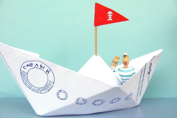 Смолян научат делать кораблики