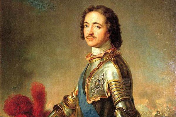 Жители Смоленска узнают историю портретов Петра Великого