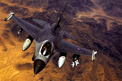 Нидерландские ВВС нанесли первые удары по ИГ в Сирии