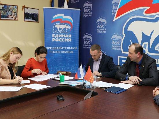 Появился первый кандидат в депутаты Госдумы от Смоленской области