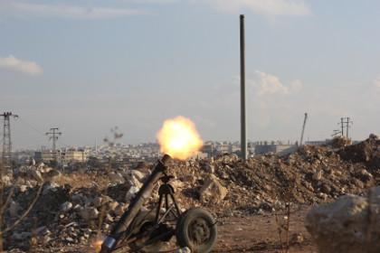 Сирийские оппозиционеры согласились на двухнедельное перемирие