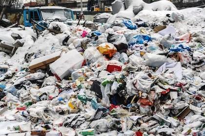 Бастующие мусорщики засыпали отходами мексиканский город