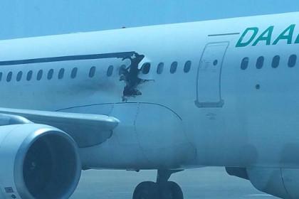 Во взрыве в самолете в Сомали заподозрили смертника в инвалидной коляске