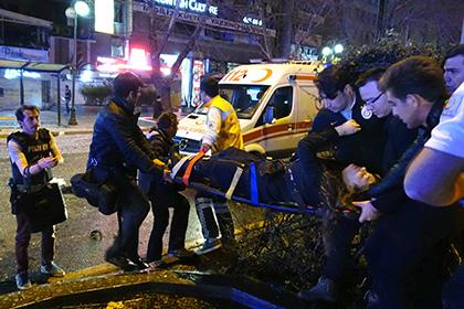 Число жертв теракта в Анкаре выросло до 37 человек