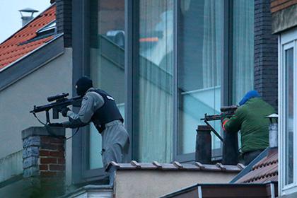 В Бельгии задержаны двое подозреваемых в терроризме