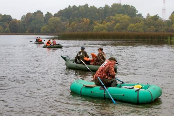 рыбалка на акатовском озере