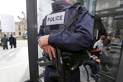 В Париже задержаны четверо подозреваемых в подготовке терактов