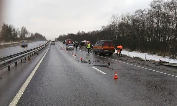 В Смоленской области Государственная инспекция труда завершила расследование по факту гибели трех дорожных рабочих