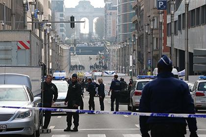 Саперы подорвали в Брюсселе подозрительный сверток