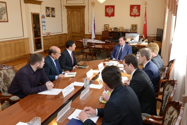 В Смоленской области португальские инвесторы намерены построить фармацевтический завод